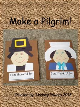Make a Pilgrim Craft