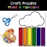 Make a Rainbow Craft Project