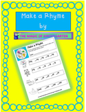 Make a Rhyme Worksheet