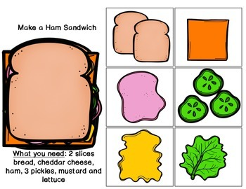 Make a Sandwich: Open Ended Reinforcement Game for Any Skill