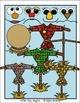 Make a Scarecrow Clip Art Set - Chirp Graphics
