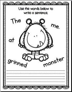 Make a Sentence Pack