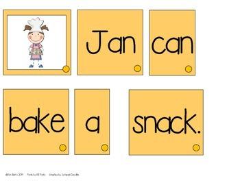 Make a Sentence Set 2
