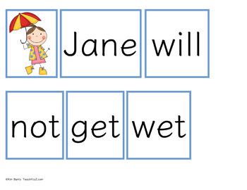 Make a Sentence Set 3