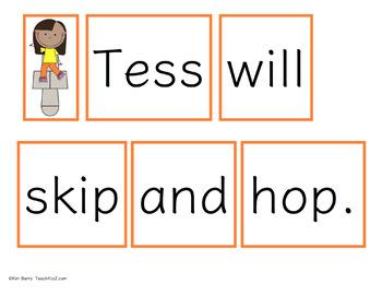 Make a Sentence Set 4