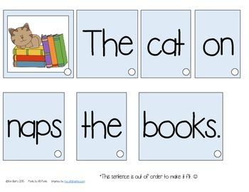 Make a Sentence Set 9