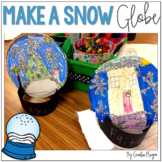 Make a Snow Globe Freebie