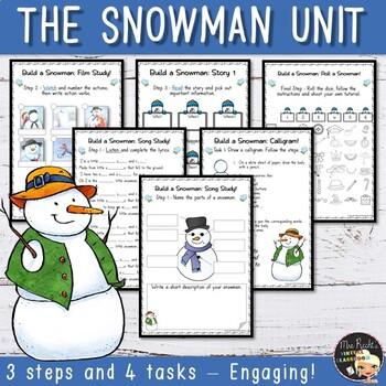 The Snowman - Literature Mini-Lesson
