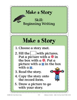 Make a Story (Rebus Stories)