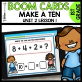 Make a TEN BOOM DECK  Distance Learning   Module 2 Lesson 1