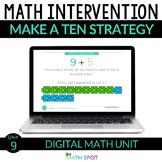 Make a Ten Addition | 1st Grade Digital Distance Learning
