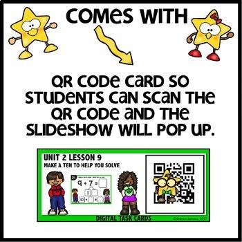 Make a Ten DIGITAL/PRINTABLE TASK CARDS