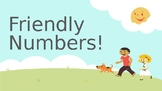 Make a Ten/ Friendly Numbers Facts Powerpoint