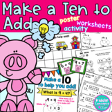 Make a Ten to Add Addition Strategy