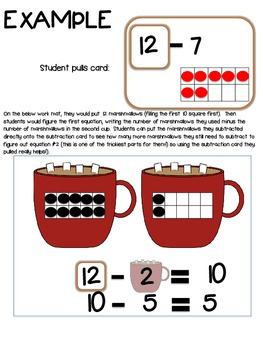 Make a Ten to Subtract: Marshmallow Math!