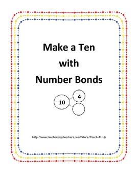 Make a Ten using Number Bonds