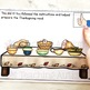 Make a Thanksgiving Meal Autism Interactive Book
