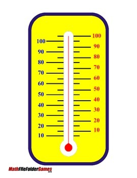 Make a Thermometer {Measurement Activity}