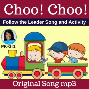 "Train Song | ""Choo! Choo!"" by Lisa Gillam | Song mp3"