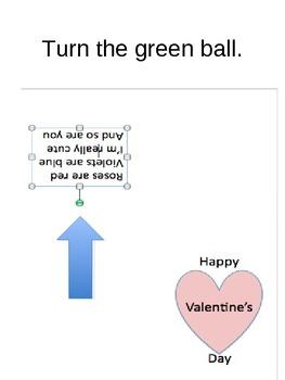 Make a Valentine Card in Power Point