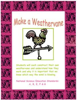 Make a Weathervane