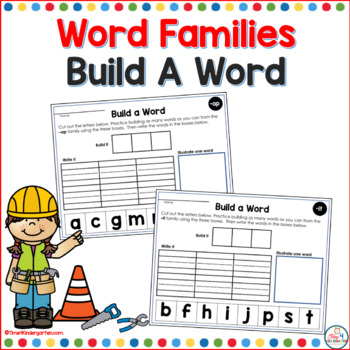Make a Word Family