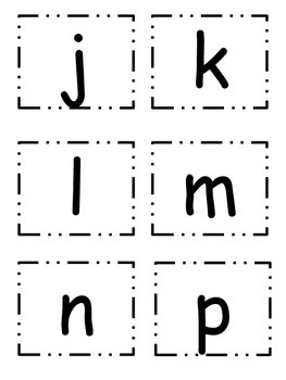 Make-a-Word -at -et -it Family Flashcards