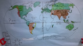 Make a World Map Game and Practice Your Spelling & Vocabulary Words