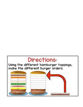 Make a burger task