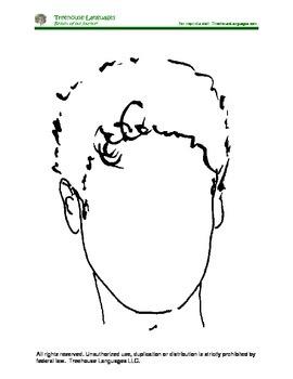 Make a face.