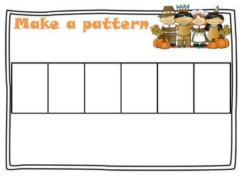 Make a pattern