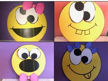 Make an Emoji Valentine Bag Craftivity