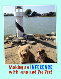 Make an INFERENCE with LUNA & DEE DEE!