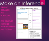 Make an Inference Graphic Organizer