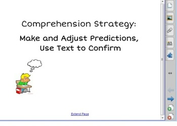 Make and Adjust Predictions SmartNotebook Lesson