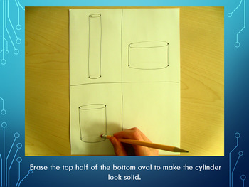 Make and Draw Cylinders