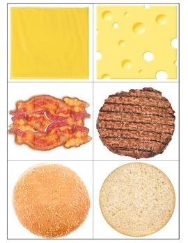 Make it Material - Hamburger Form