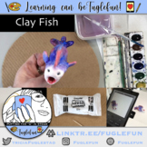 Make it Move it: Clay Fish Step by Step with Stop Motion A