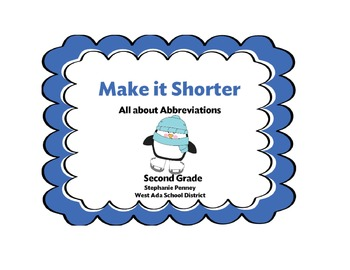 Make it Shorter - All About Abbreviations