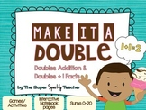 Make it a Double (Doubles & Doubles +1 Facts)