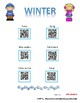 Winter with QR codes