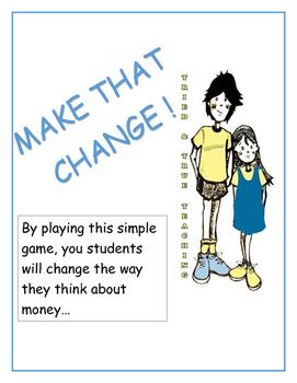 Make that Change...