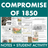 Make the Compromise of 1850 Come Alive!