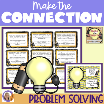 Problem Solving and Inference Game