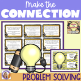 Problem Solving and Inference Game for speech and language