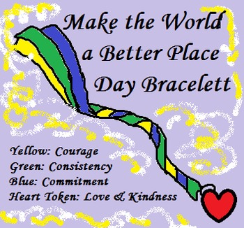 Make the World a Better Place Day