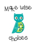 Make wise choices