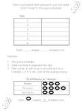 Make your Bar graph and Pictograph