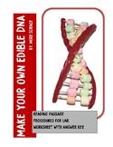 Make your Own Edible DNA