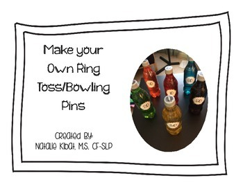 Make your Own Ring Toss/Bowling Pins
